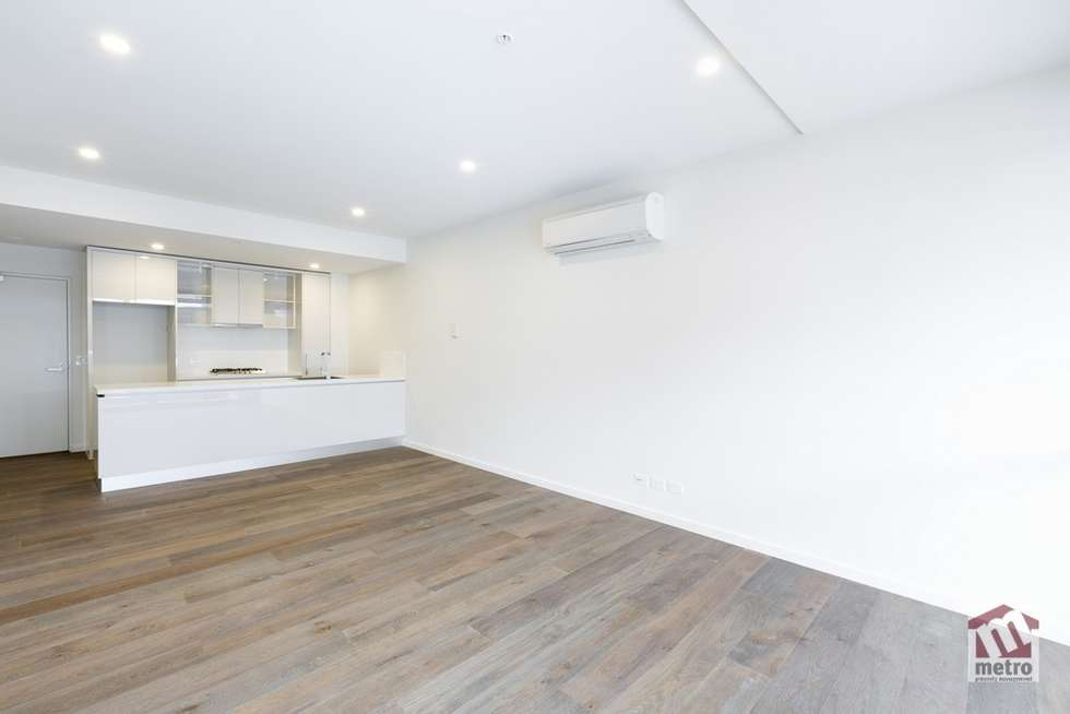 Third view of Homely apartment listing, 110B/23-35 Cumberland Road, Pascoe Vale VIC 3044