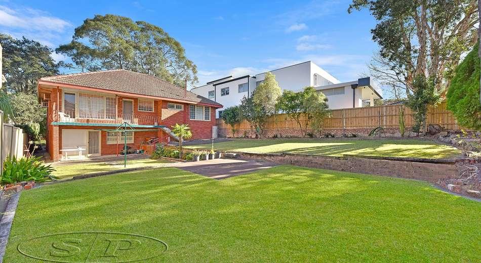 12 Chalmers Road, Strathfield NSW 2135