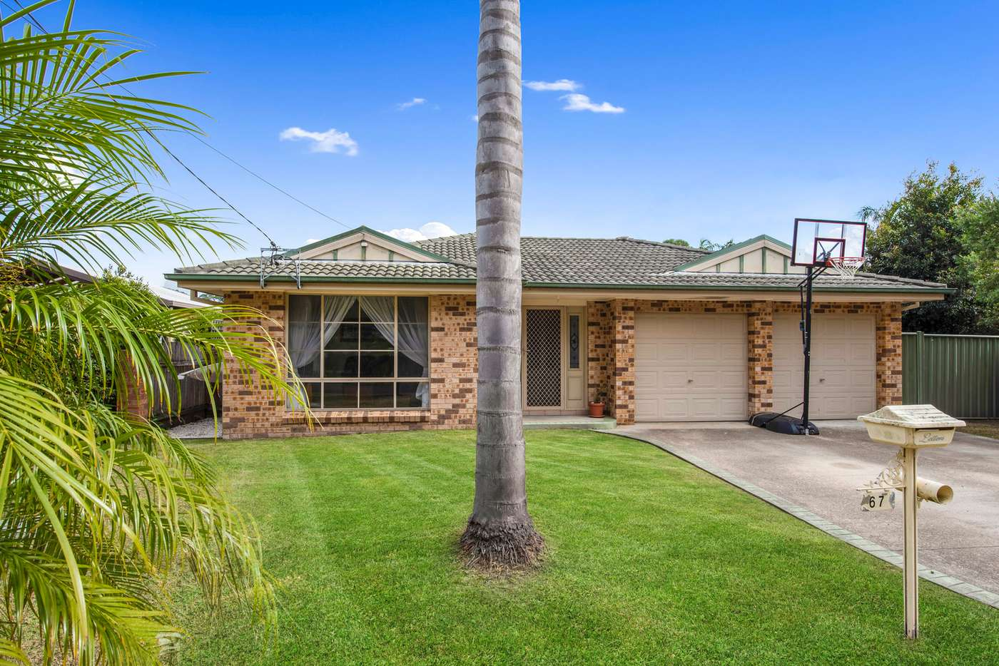 Main view of Homely house listing, 67 River Road, Lake Tabourie NSW 2539