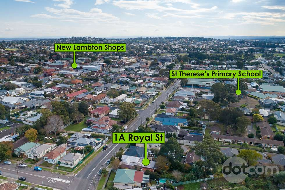 Fourth view of Homely house listing, 1A Royal Street, New Lambton NSW 2305