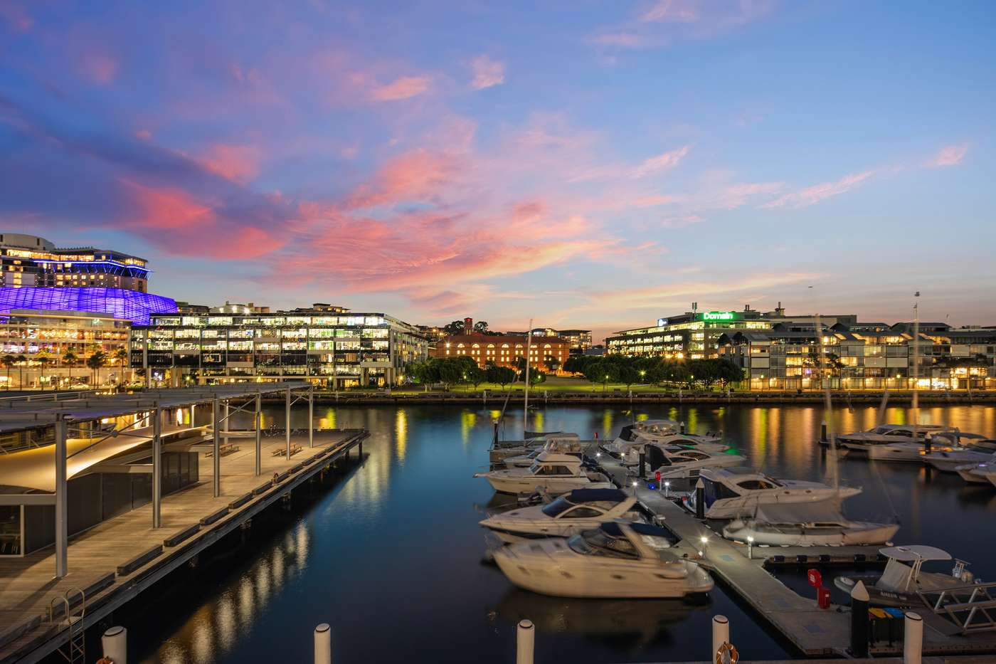 Main view of Homely apartment listing, Berth 24/54 Pirrama Road, Pyrmont, NSW 2009