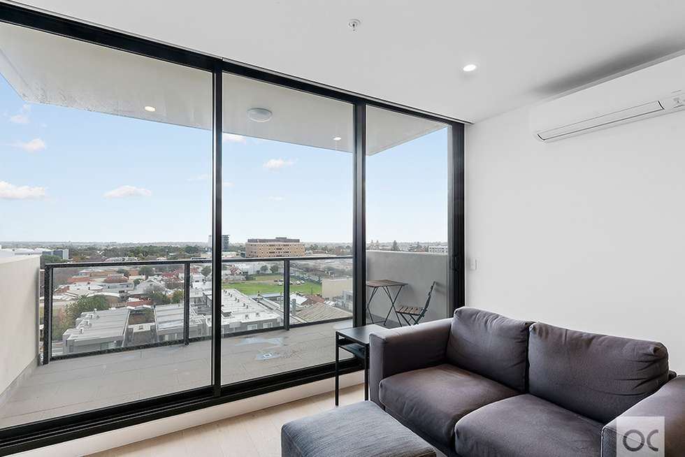Third view of Homely apartment listing, 802/156 Wright Street, Adelaide SA 5000