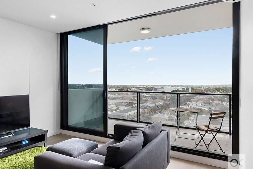 Fourth view of Homely apartment listing, 802/156 Wright Street, Adelaide SA 5000