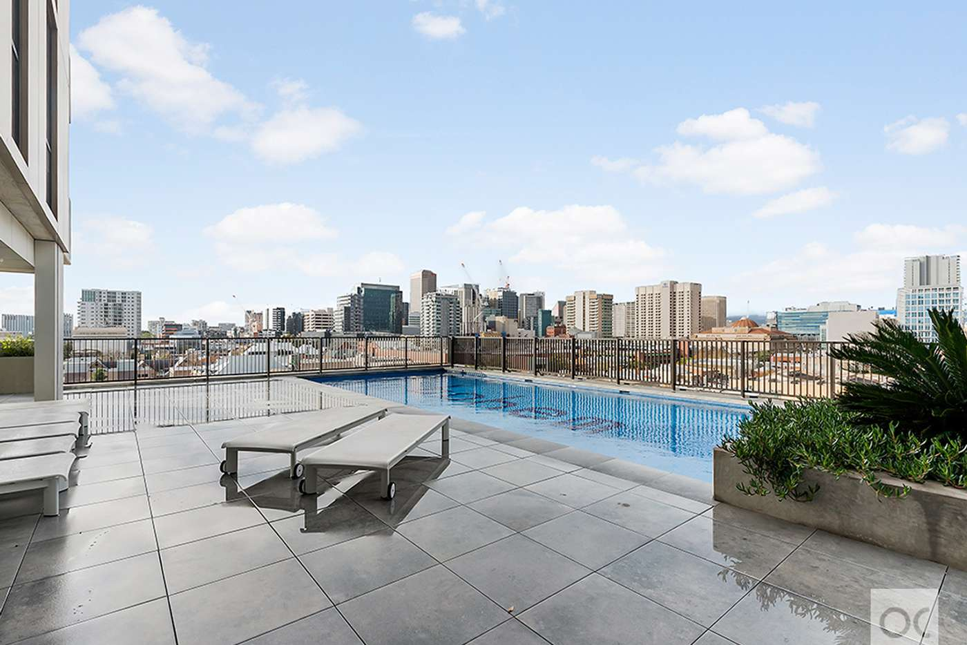 Fifth view of Homely apartment listing, 802/156 Wright Street, Adelaide SA 5000
