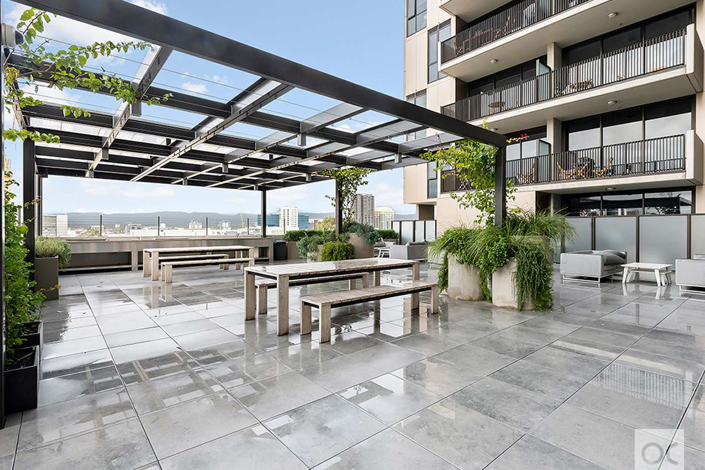 Sixth view of Homely apartment listing, 802/156 Wright Street, Adelaide SA 5000