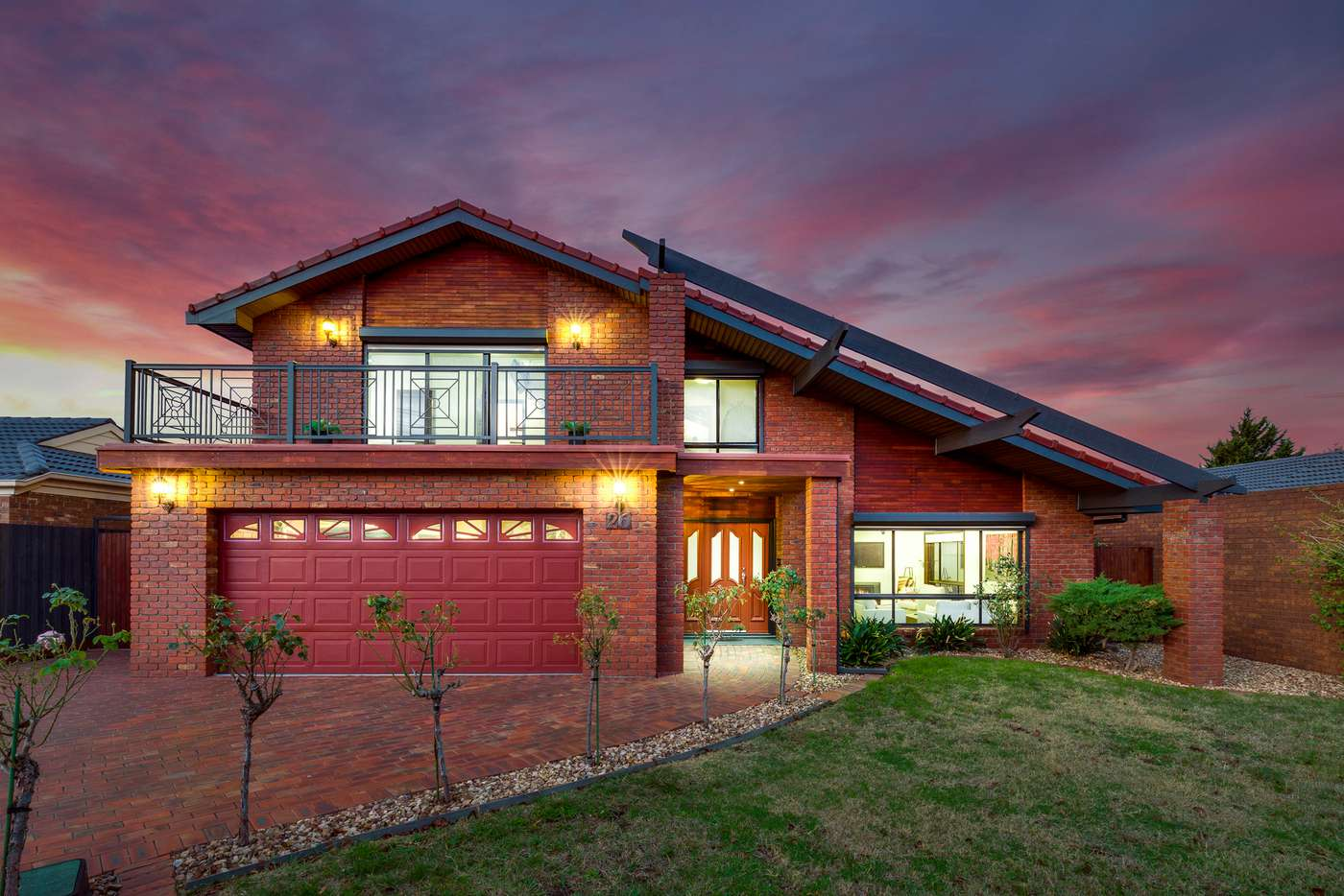 Main view of Homely house listing, 26 Corryong Crescent, Taylors Lakes VIC 3038