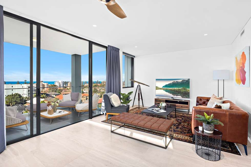Second view of Homely apartment listing, 15/19-21 Kembla Street, Wollongong NSW 2500