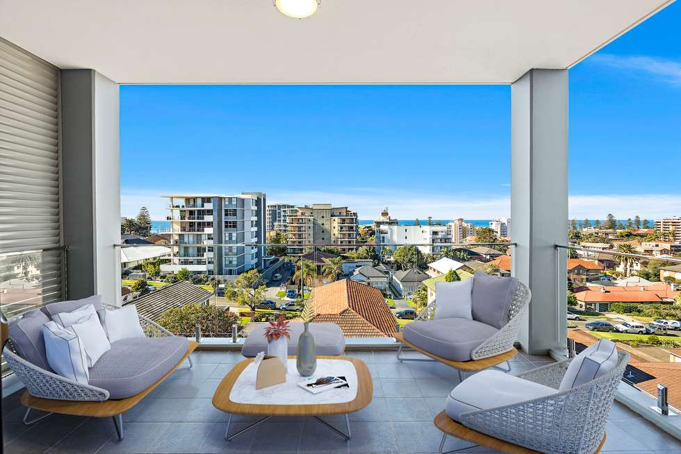 Fourth view of Homely apartment listing, 15/19-21 Kembla Street, Wollongong NSW 2500