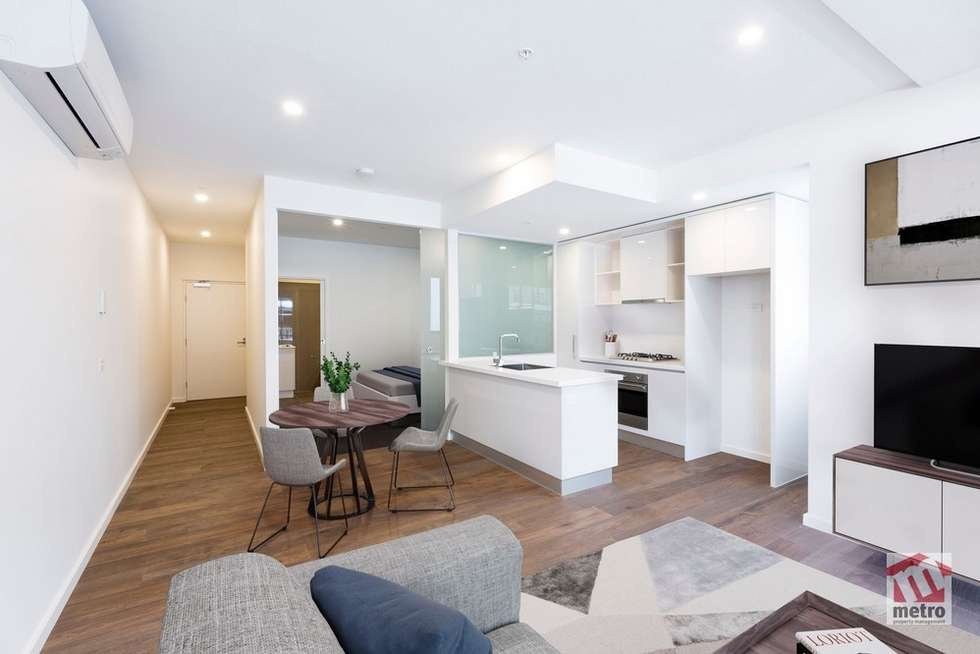 Second view of Homely apartment listing, G12A/23-35 Cumberland Road, Pascoe Vale VIC 3044