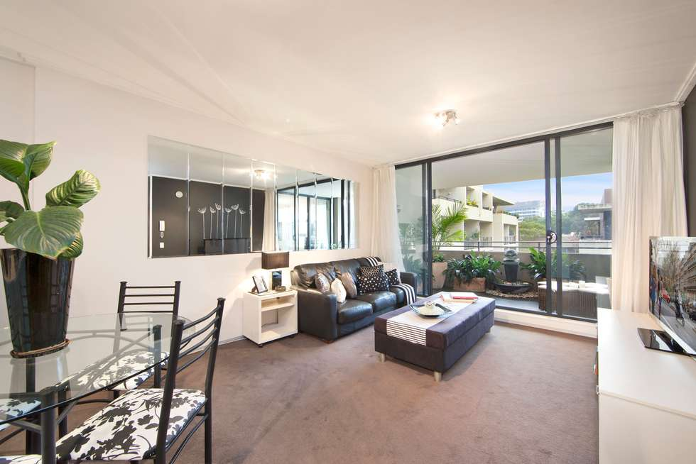 Second view of Homely apartment listing, E504/3 Hunter Street, Waterloo NSW 2017