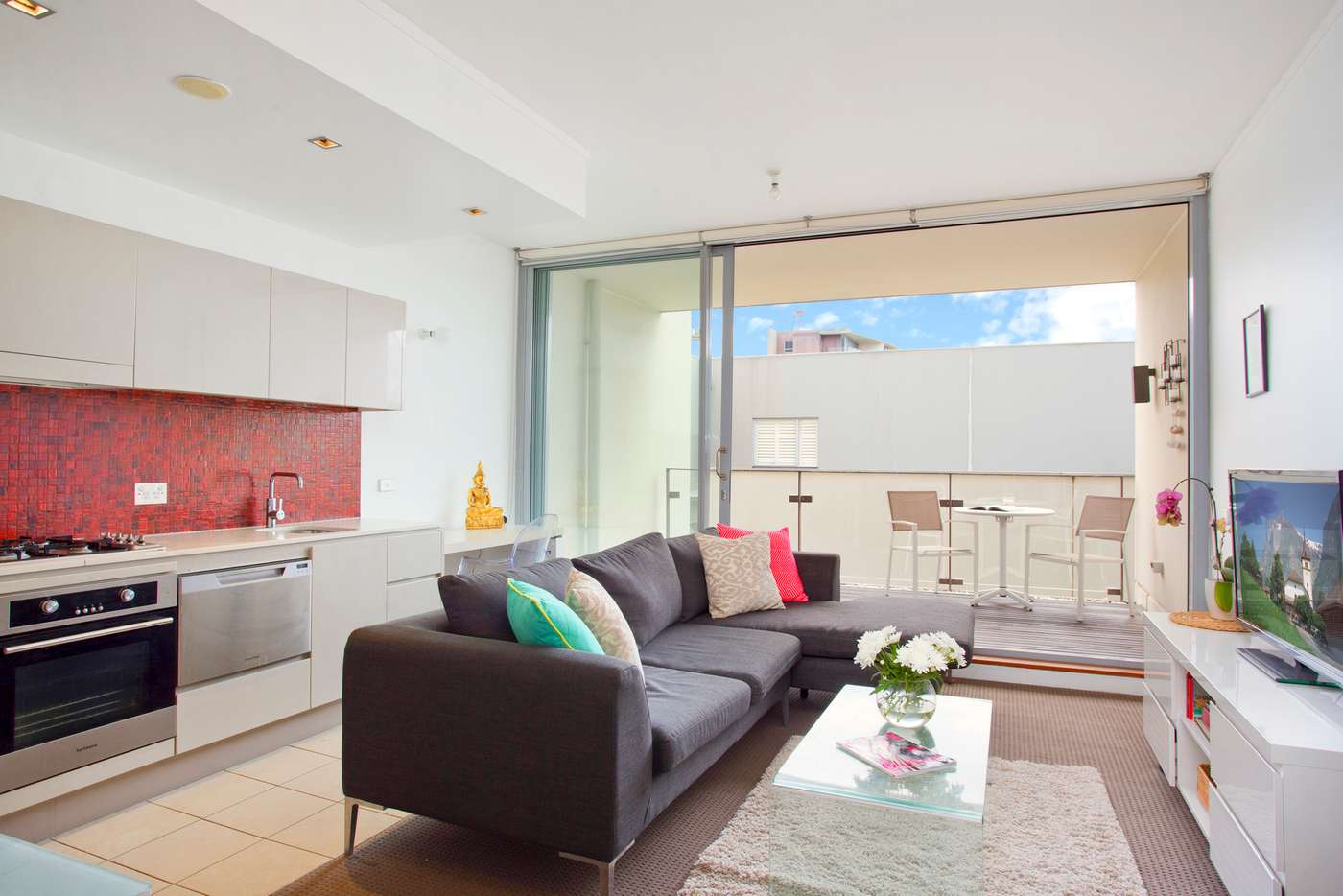 Main view of Homely apartment listing, 221/2-4 Powell Street, Waterloo NSW 2017