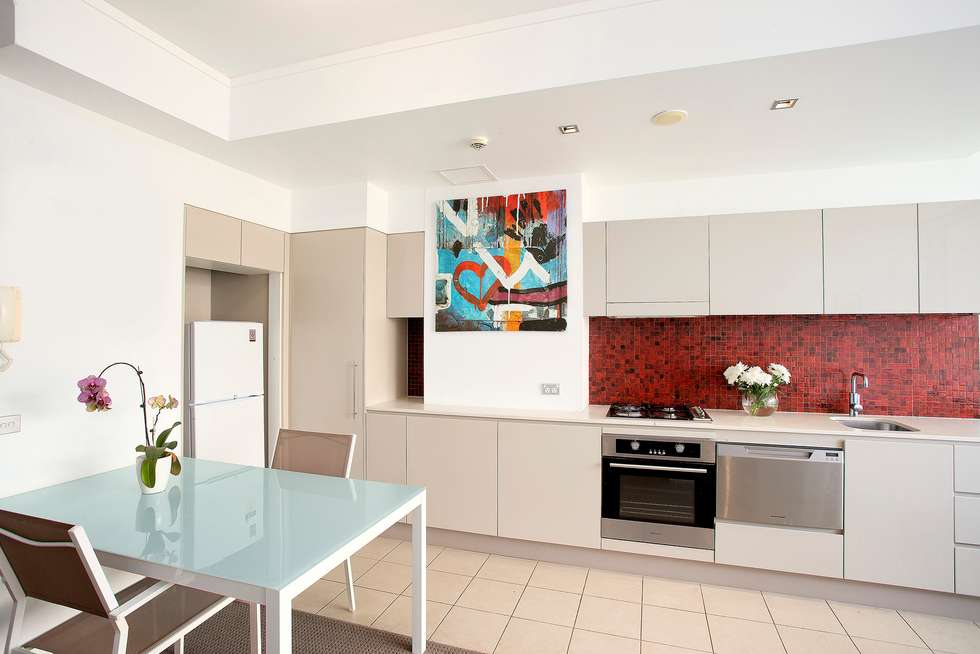 Second view of Homely apartment listing, 221/2-4 Powell Street, Waterloo NSW 2017
