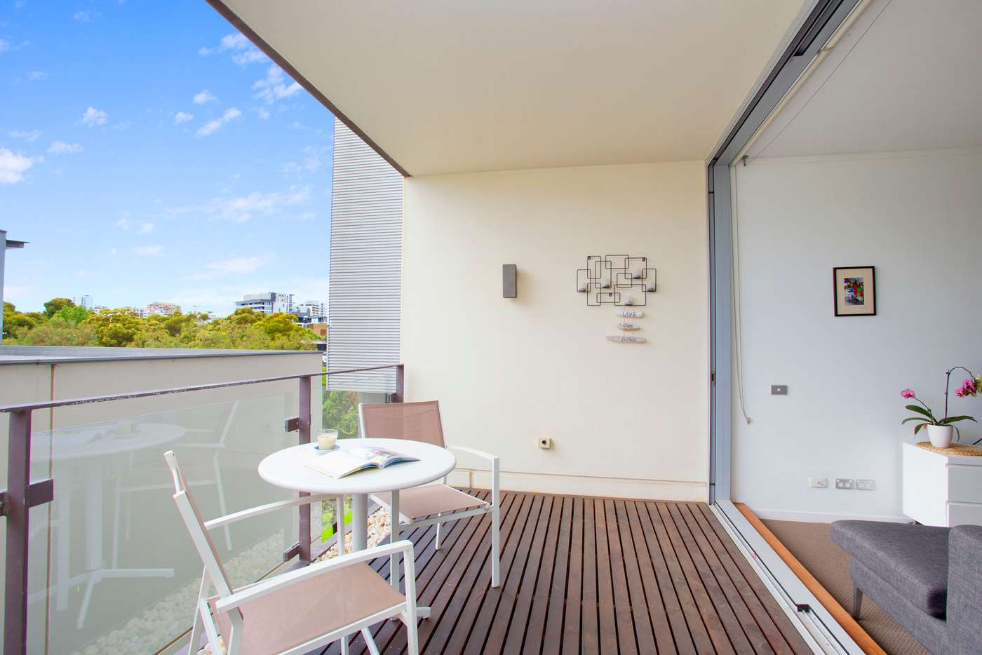 Third view of Homely apartment listing, 221/2-4 Powell Street, Waterloo NSW 2017
