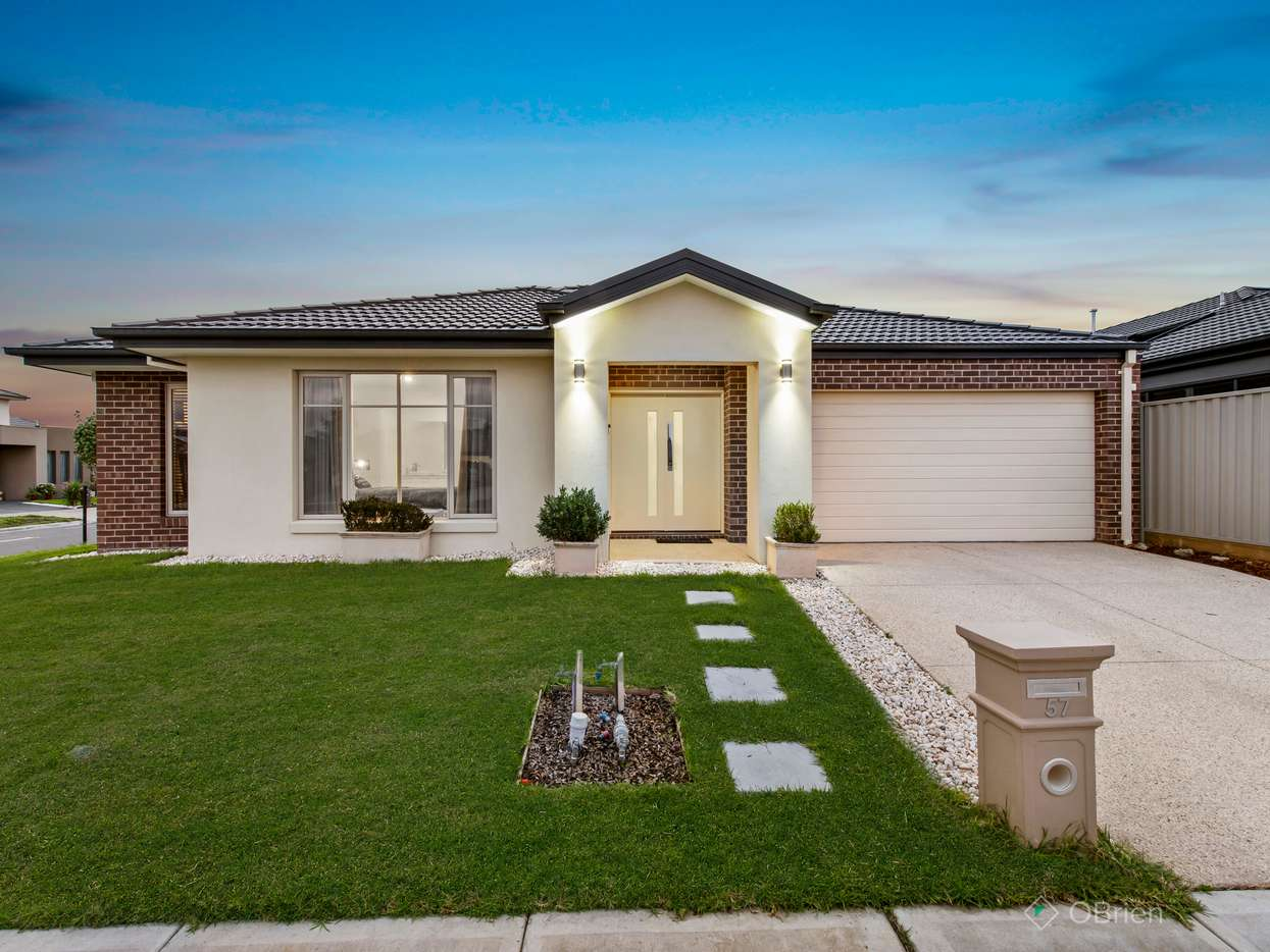 Main view of Homely house listing, 57 Nelson Street, Cranbourne East, VIC 3977