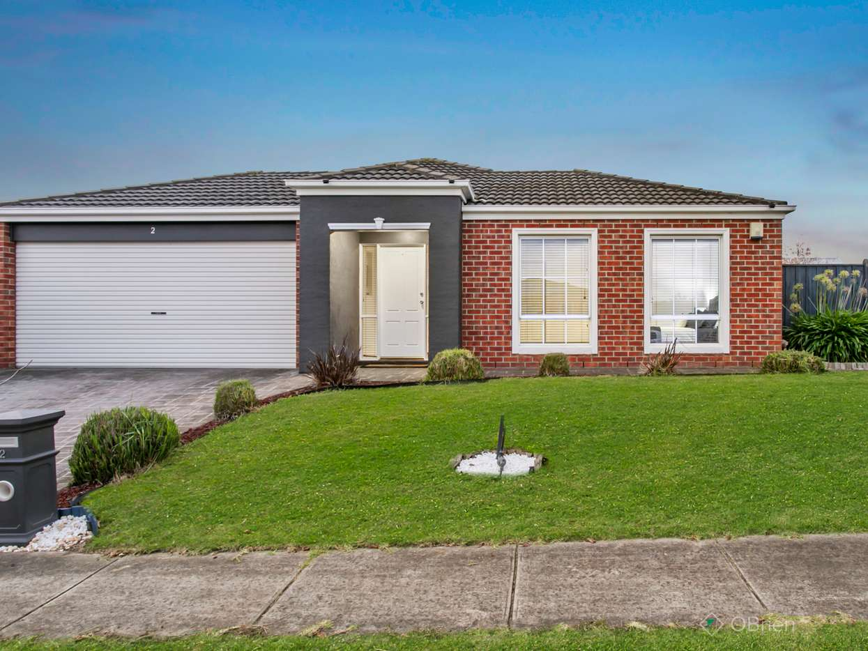 Main view of Homely house listing, 2 Derby Court, Cranbourne North, VIC 3977