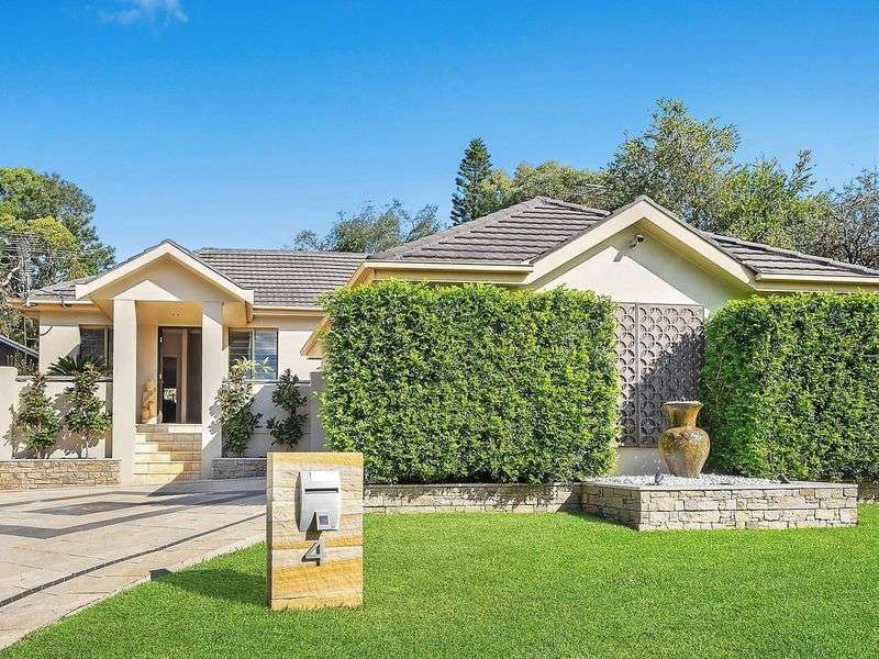 Sold House 4 Clifford Road, Miranda, NSW 2228 - Aug 6, 2019