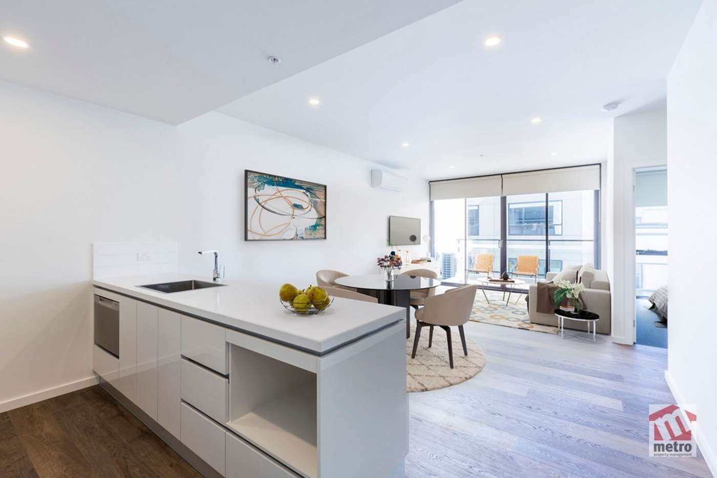 Main view of Homely apartment listing, 206A/23-35 Cumberland Road, Pascoe Vale VIC 3044