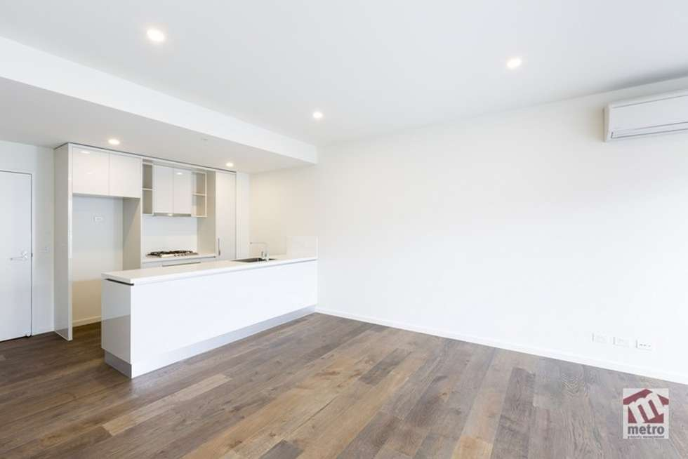 Second view of Homely apartment listing, 206A/23-35 Cumberland Road, Pascoe Vale VIC 3044