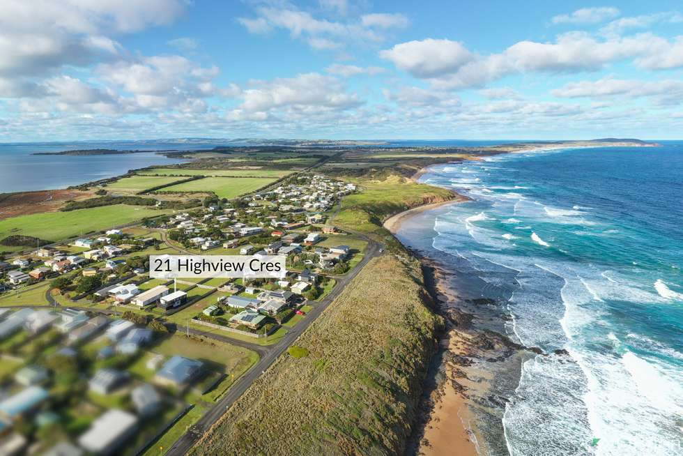 Fourth view of Homely house listing, 21 Highview Crescent, Surf Beach VIC 3922