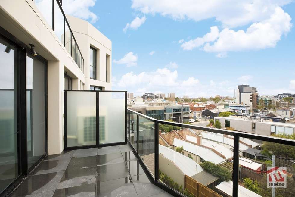 Third view of Homely apartment listing, 409/205 Burnley Street, Richmond VIC 3121