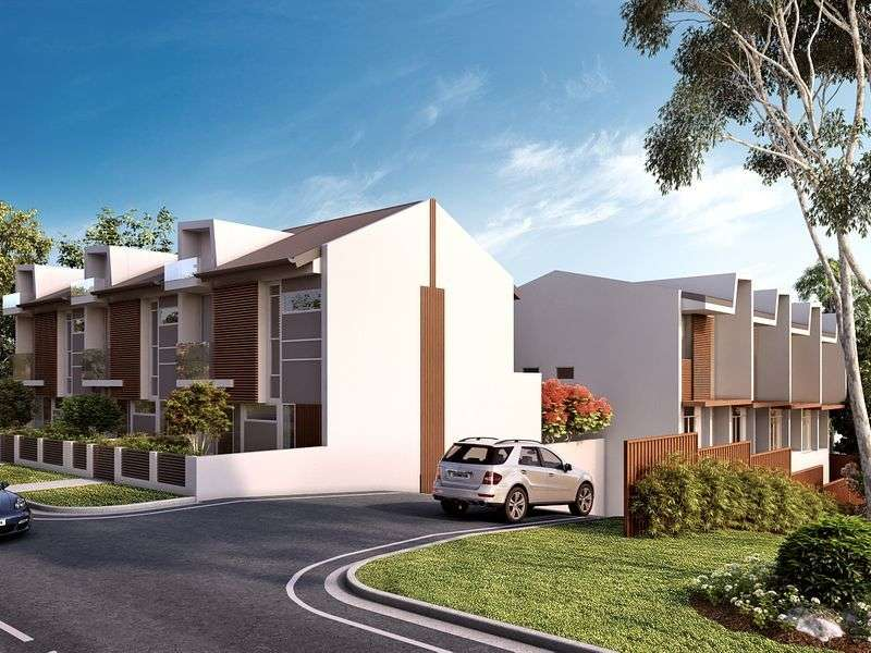 Main view of Homely townhouse listing, 57 Beaconsfield Street, Silverwater, NSW 2128