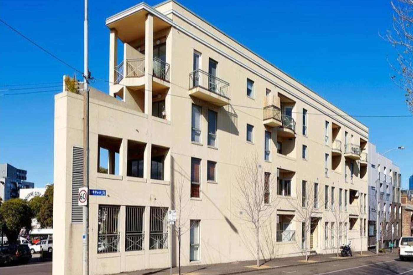 Main view of Homely apartment listing, 8/198 Peel Street, North Melbourne VIC 3051