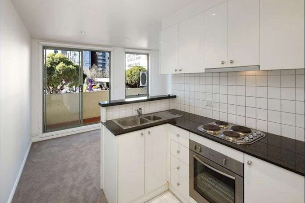 Third view of Homely apartment listing, 8/198 Peel Street, North Melbourne VIC 3051
