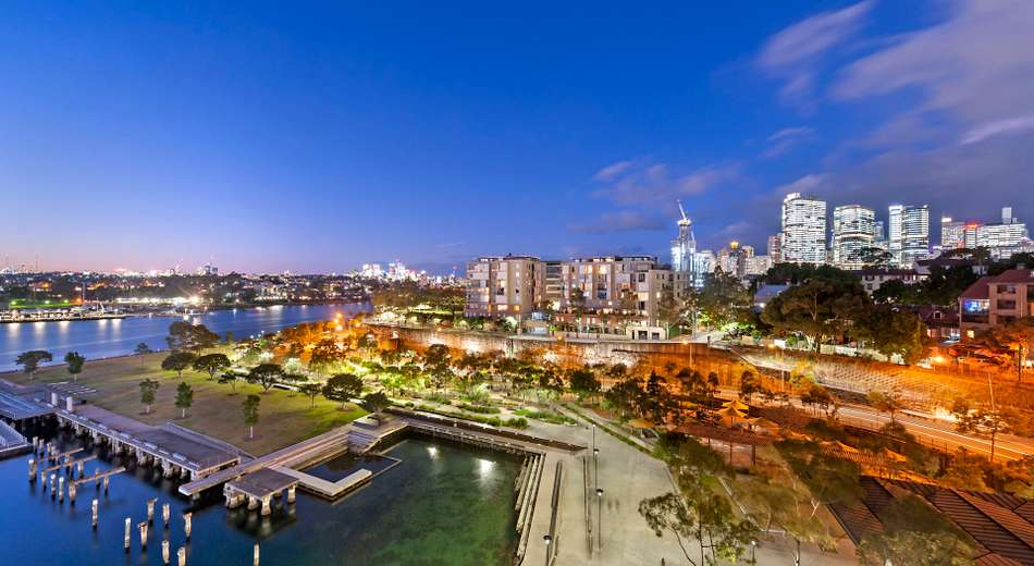 804/2 Mount Street Walk, Pyrmont NSW 2009
