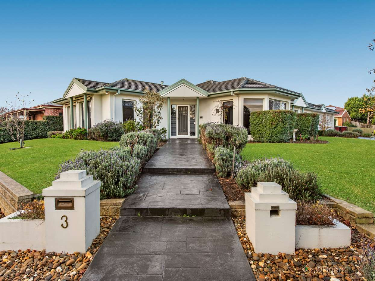 Main view of Homely house listing, 3 Portree Place, Narre Warren South, VIC 3805