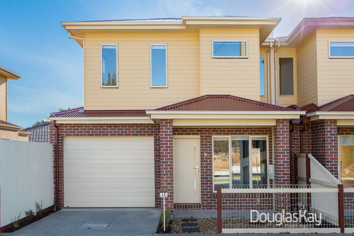 Main view of Homely townhouse listing, 1C Centre Street, Sunshine VIC 3020