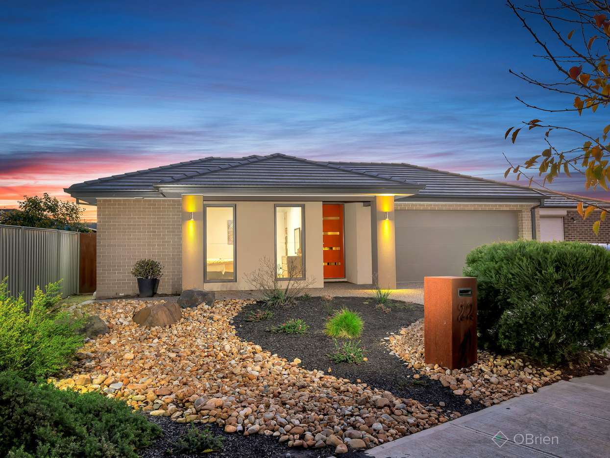 Main view of Homely house listing, 22 Cortula Road, Cranbourne East, VIC 3977