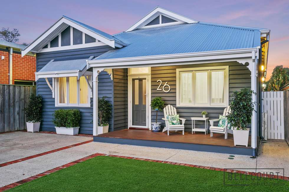 Second view of Homely house listing, 26 Hilda Street, Shenton Park WA 6008