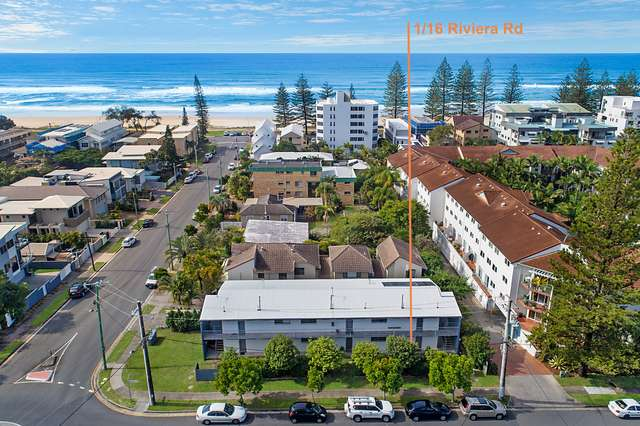 1/16 Riviera Road, Miami QLD 4220