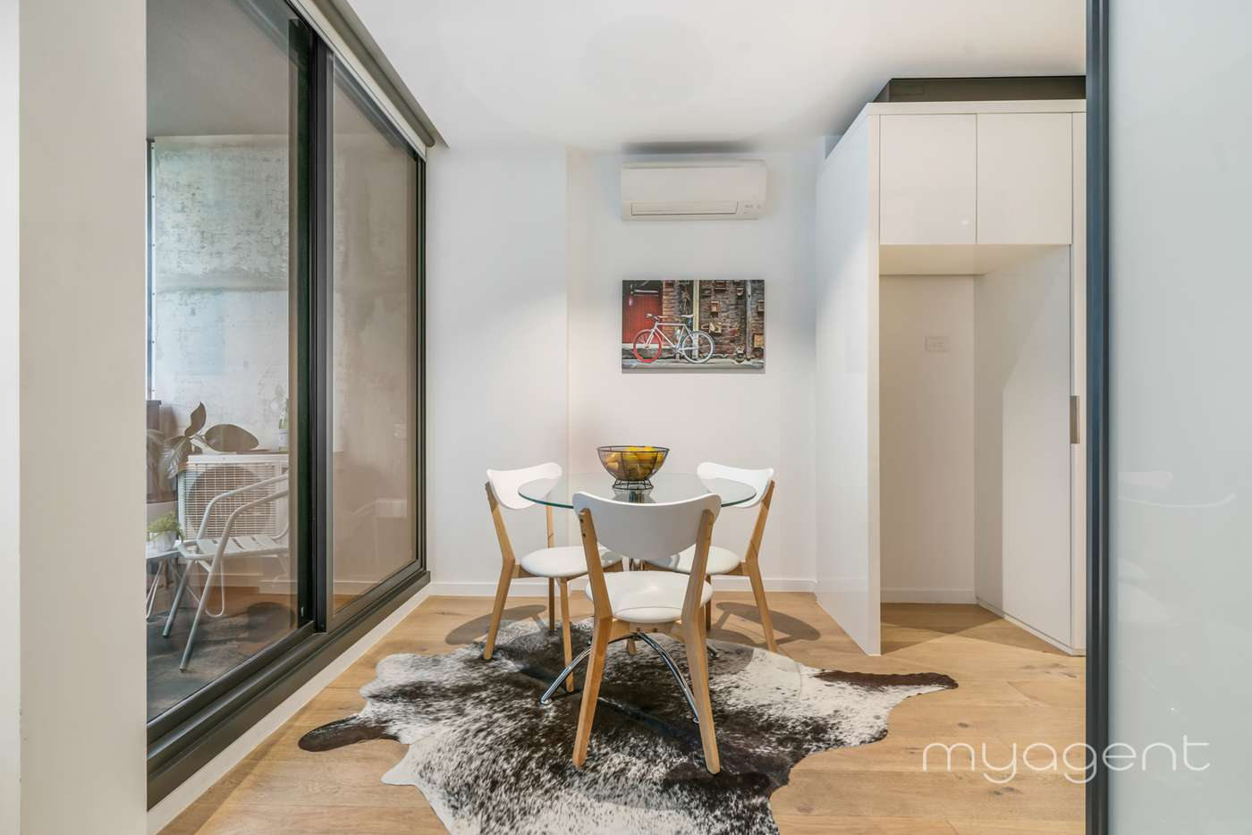 Sixth view of Homely apartment listing, 1804/33 Rose Lane, Melbourne VIC 3000