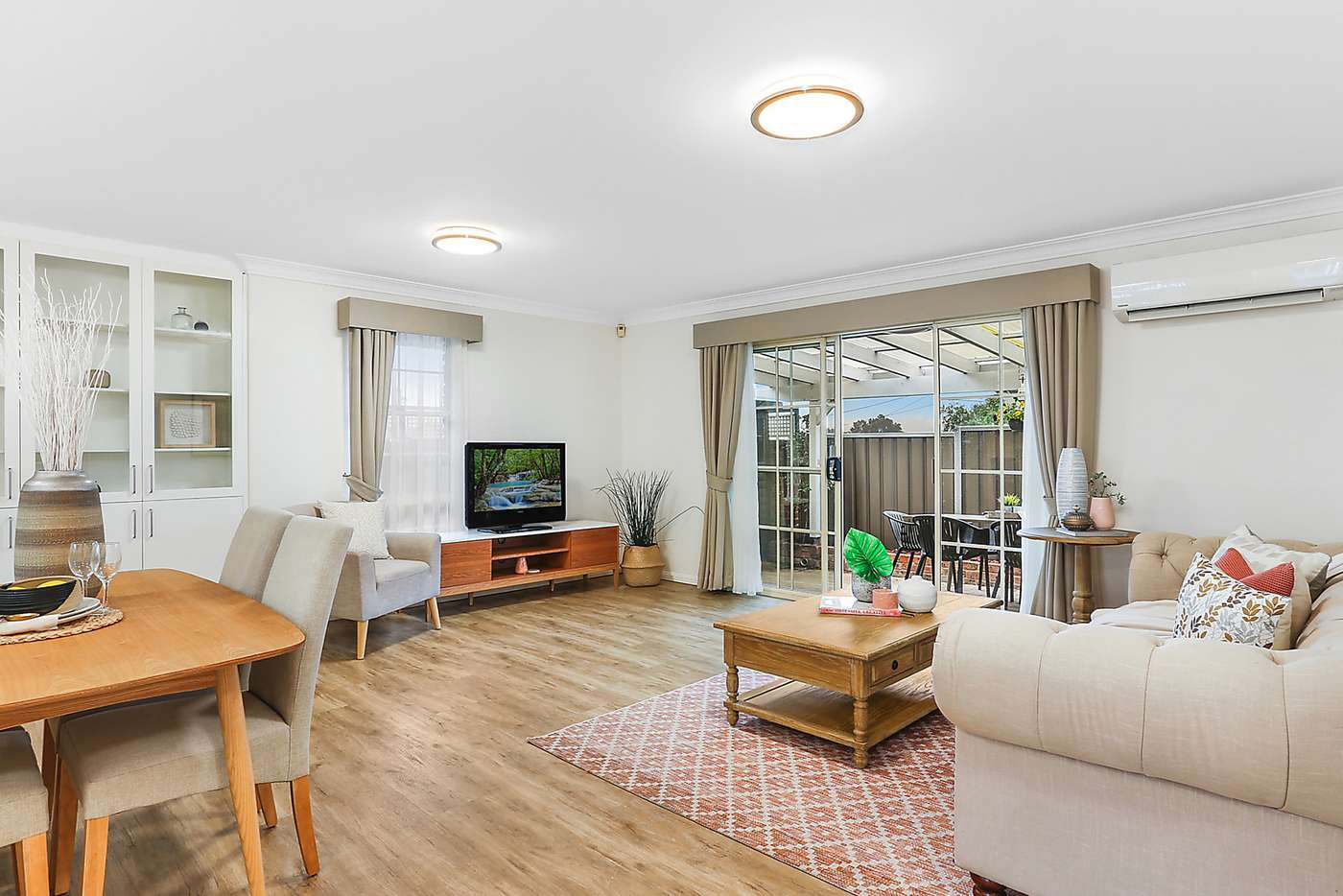 Main view of Homely villa listing, 1/28-30 Cheddar Street, Blakehurst NSW 2221