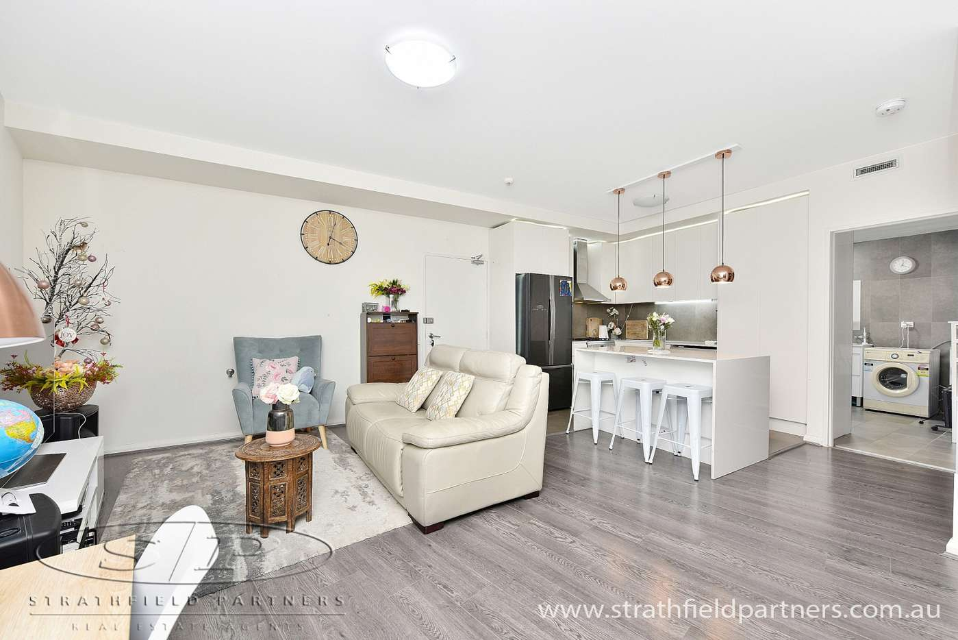 Main view of Homely unit listing, 16/19 Crane Street, Homebush, NSW 2140