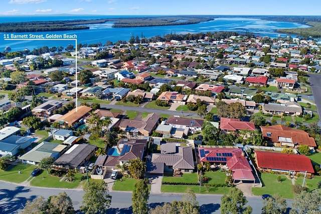 11 Barnett Street, Golden Beach QLD 4551