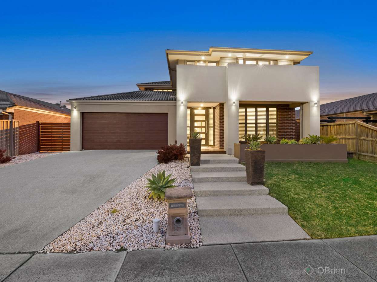Main view of Homely house listing, 87 Donohue Street, Cranbourne East, VIC 3977
