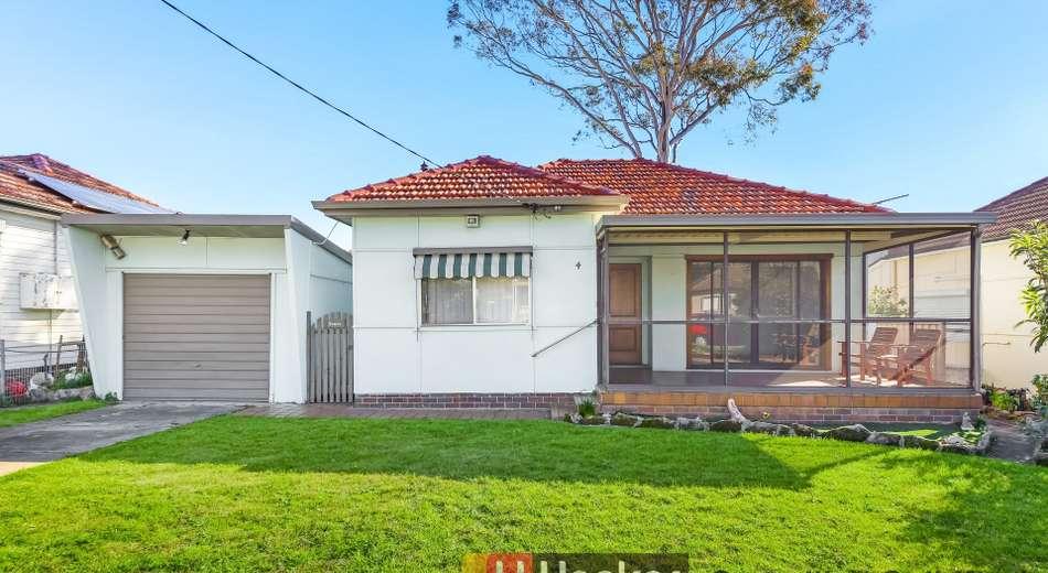 4 Harold Street, Guildford NSW 2161