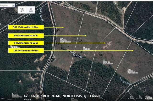 118 Mckenzies Road, North Isis QLD 4660
