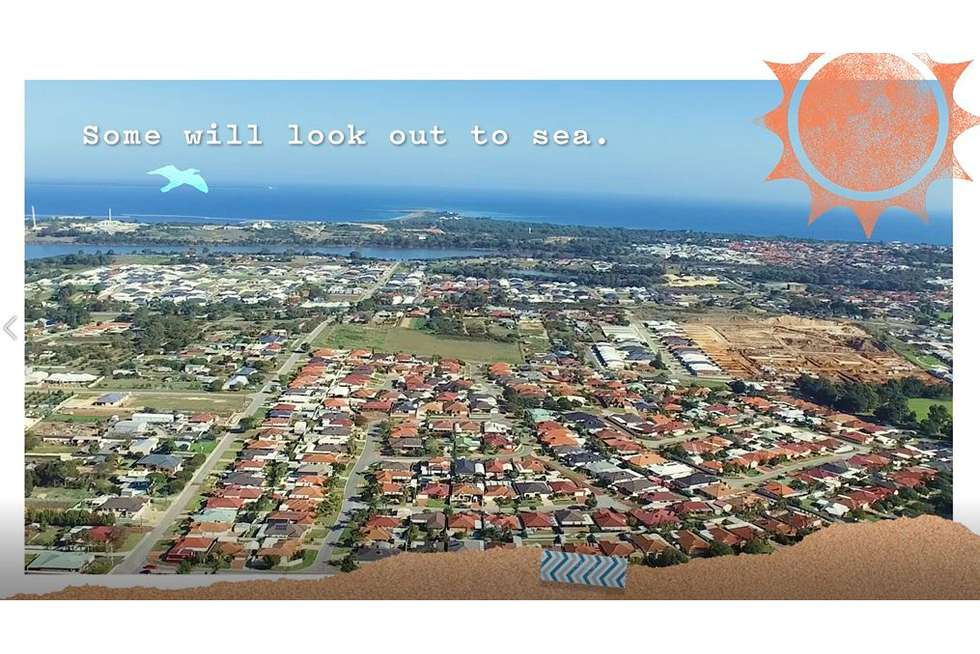 Second view of Homely residentialLand listing, LOT 133 Yellowtail Grove, Beeliar WA 6164