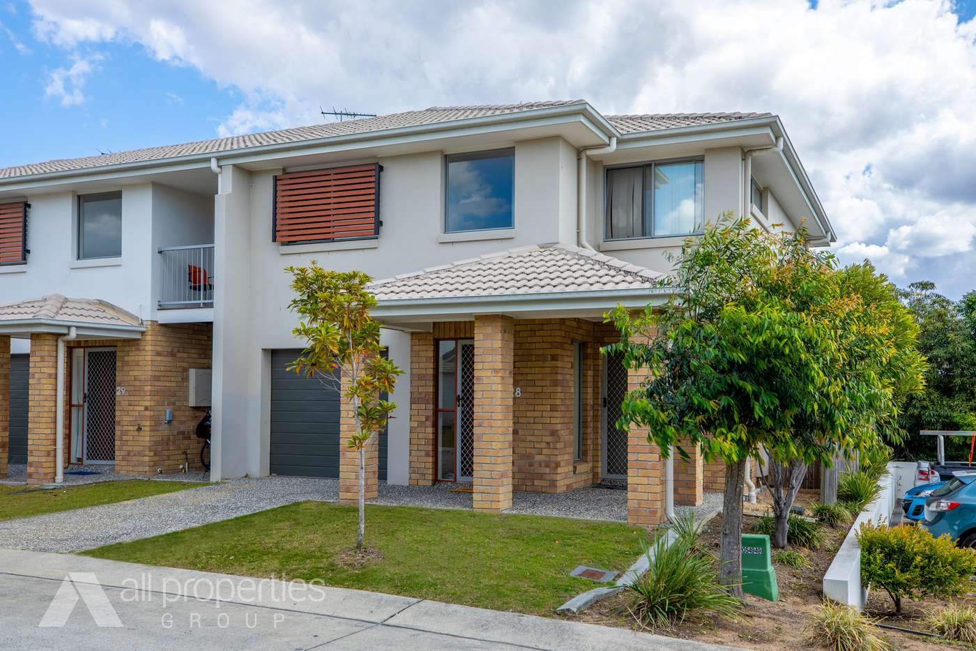 Main view of Homely townhouse listing, 28/2-24 Macarthy Road, Marsden QLD 4132