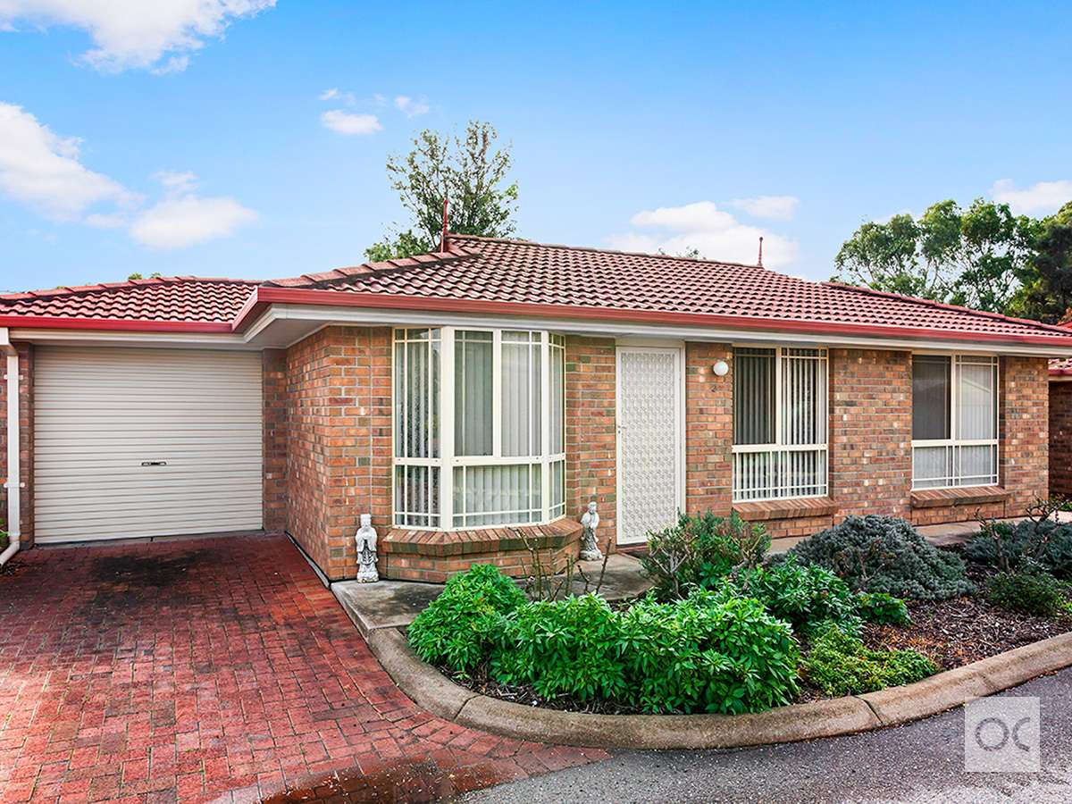 Main view of Homely unit listing, 2/39 Reservoir Road, Hope Valley, SA 5090