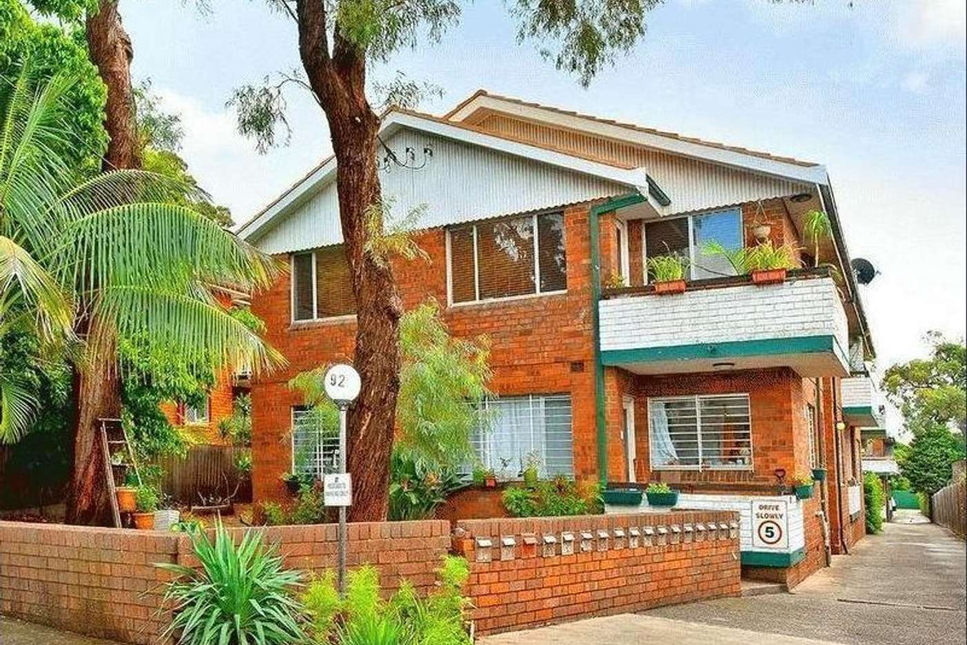 Main view of Homely apartment listing, 4/92 Alt Street, Ashfield NSW 2131
