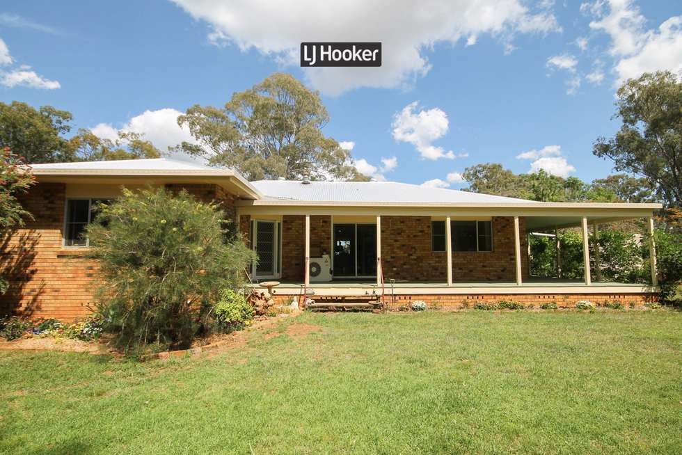 805 Mount Russell Road, Inverell NSW 2360