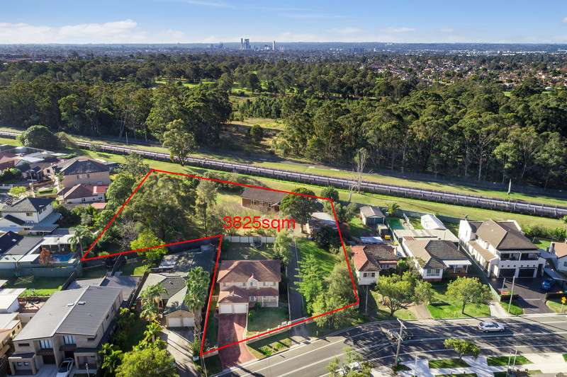 Main view of Homely house listing, 10 and 12 Gurney Road, Chester Hill, NSW 2162