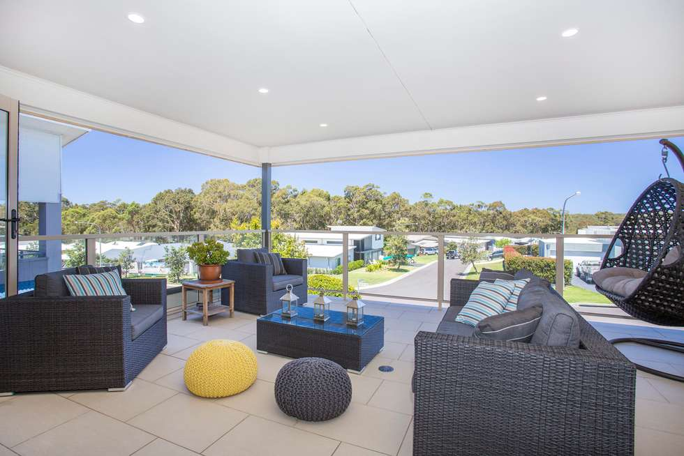 Fourth view of Homely townhouse listing, 1/24-26 Wuru Drive, Dolphin Point NSW 2539