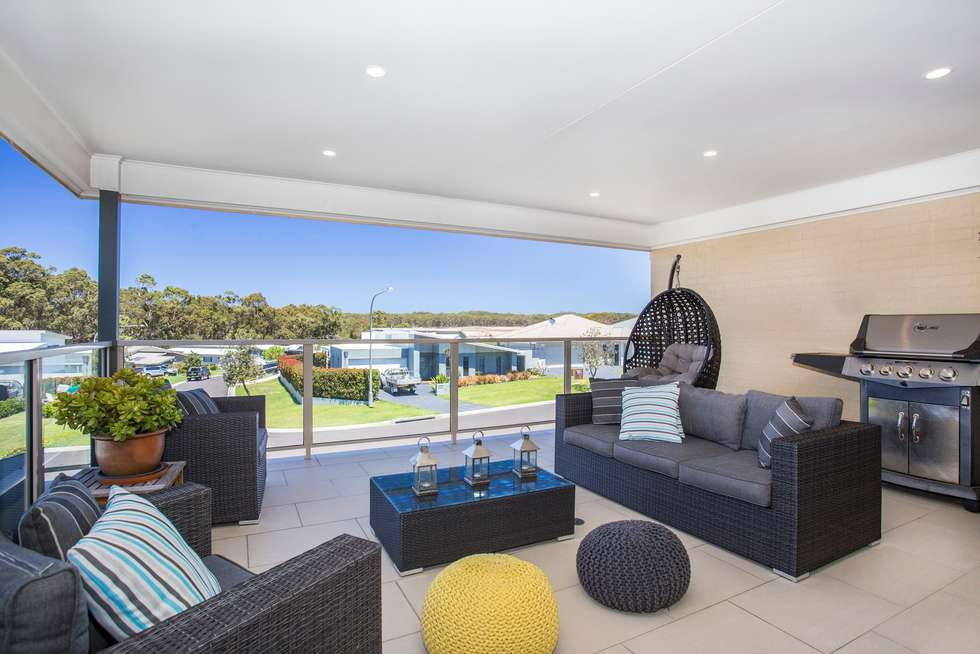Fifth view of Homely townhouse listing, 1/24-26 Wuru Drive, Dolphin Point NSW 2539