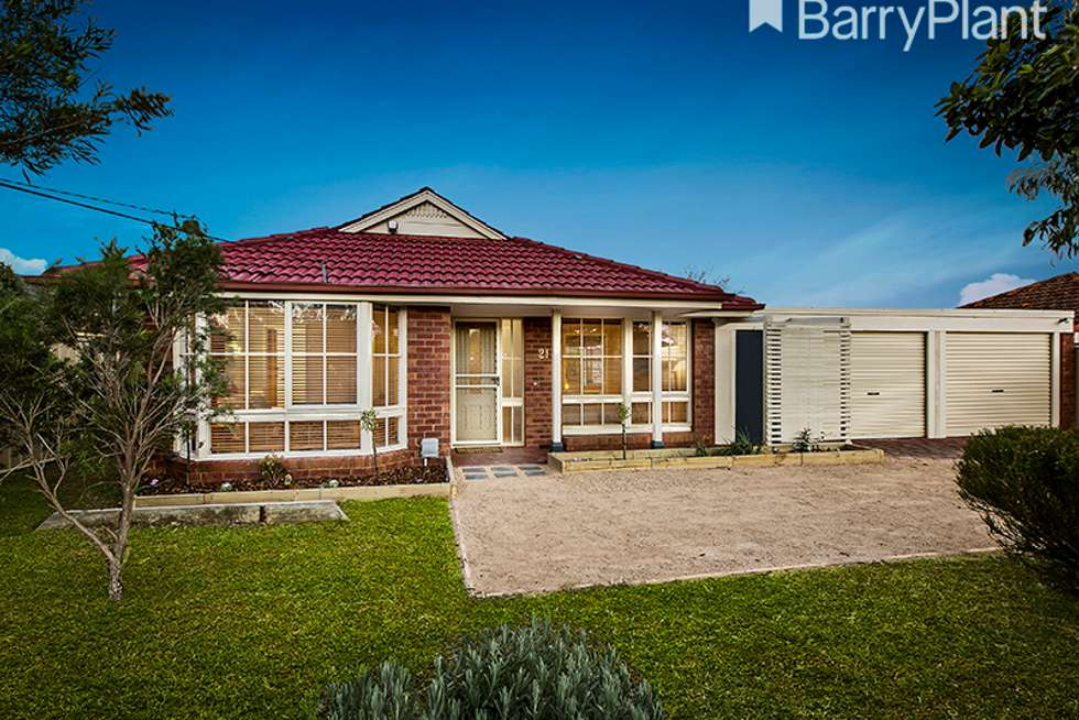 Second view of Homely house listing, 21 McKellar Avenue, Hoppers Crossing VIC 3029