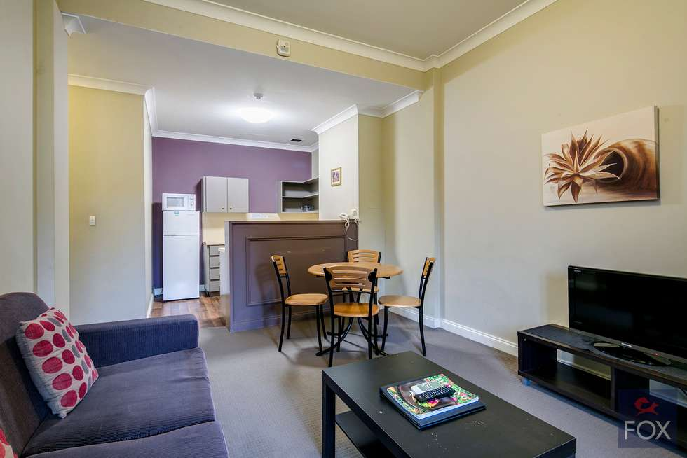Second view of Homely apartment listing, 16/21 Pulteney Street, Adelaide SA 5000